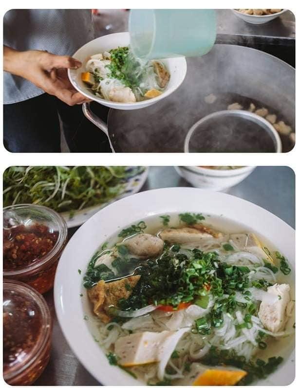 Thưởng thức các món ngon khi đi du lịch Nha Trang