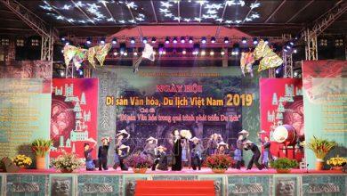 Photo of Khai mạc Ngày hội Di sản văn hóa, du lịch Việt Nam năm 2019
