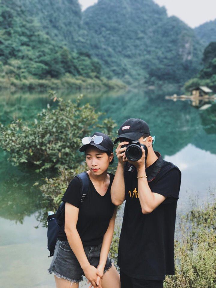 Checkin Hồ Thang Hen