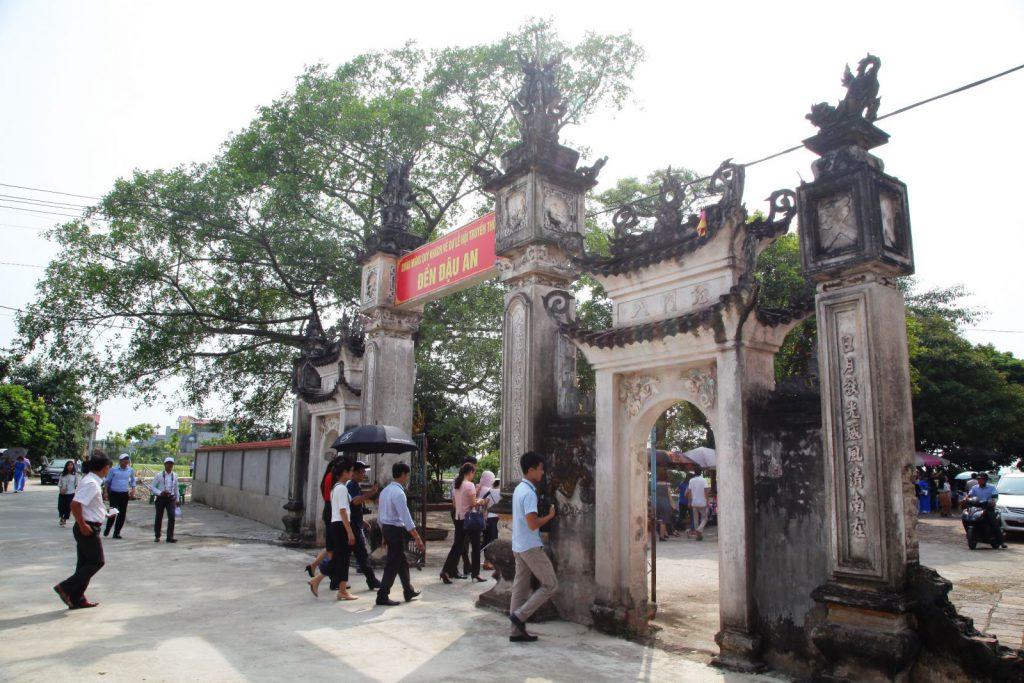 Đền Đậu An