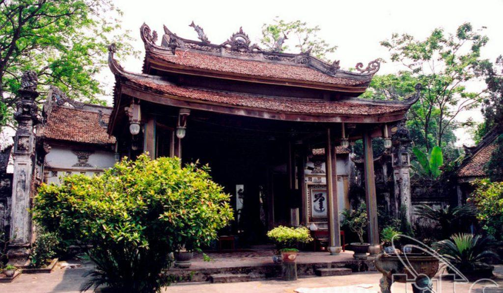Đền thờ Chử Đồng Tử