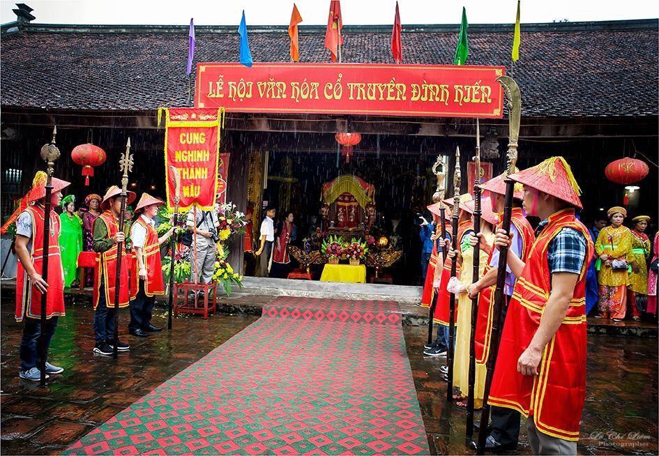 Lễ hội chùa Hiến