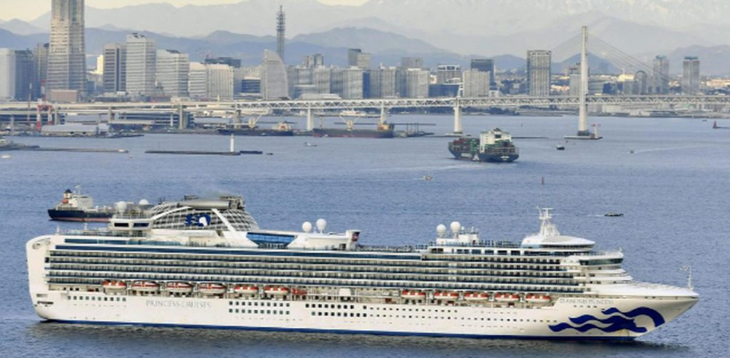 Du lịch bằng tàu thủy