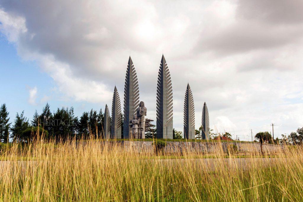 Quần thể kiến trúc khát vọng non sông