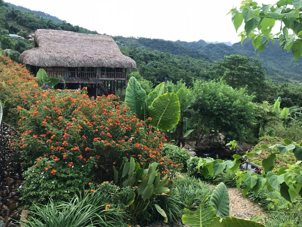 View Eco Garden ở Pù Luông