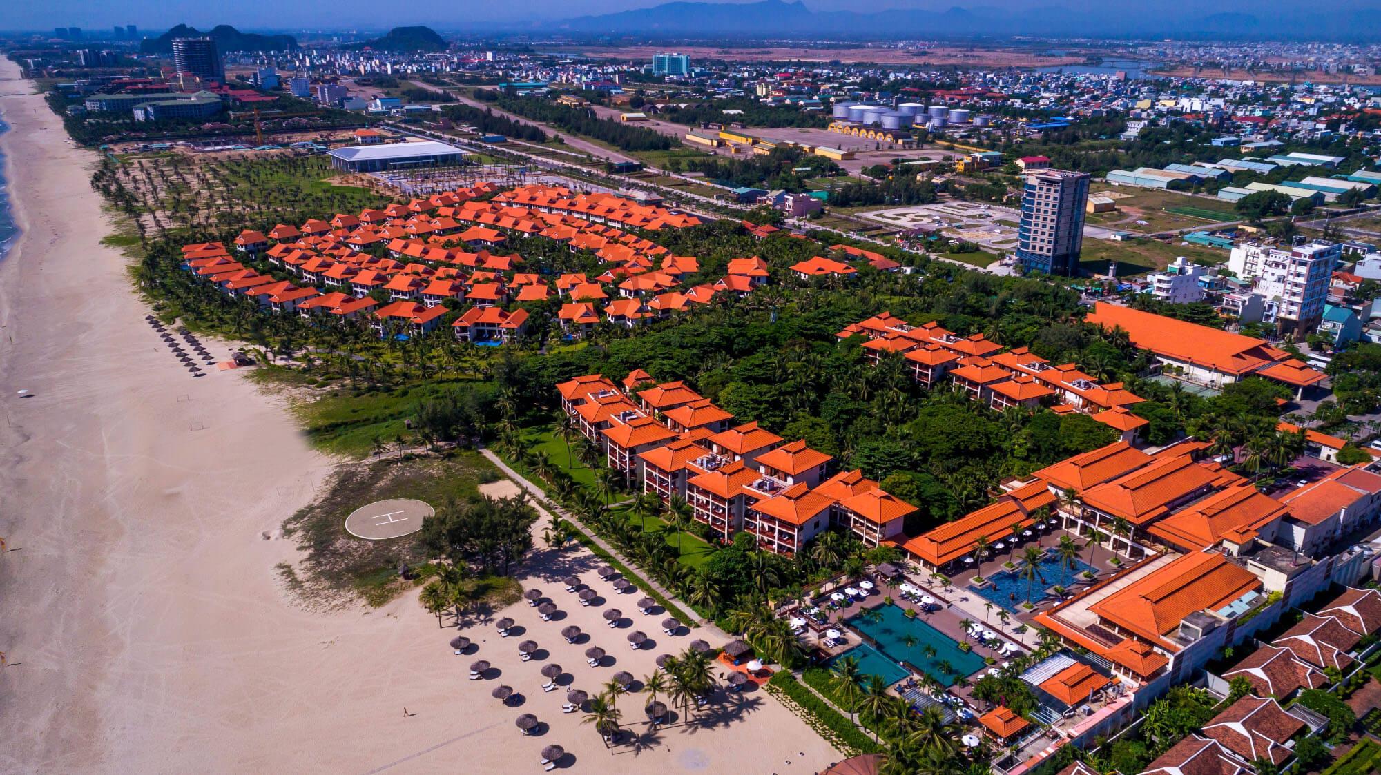 Resort Furama 5 sao tại Đà nẵng