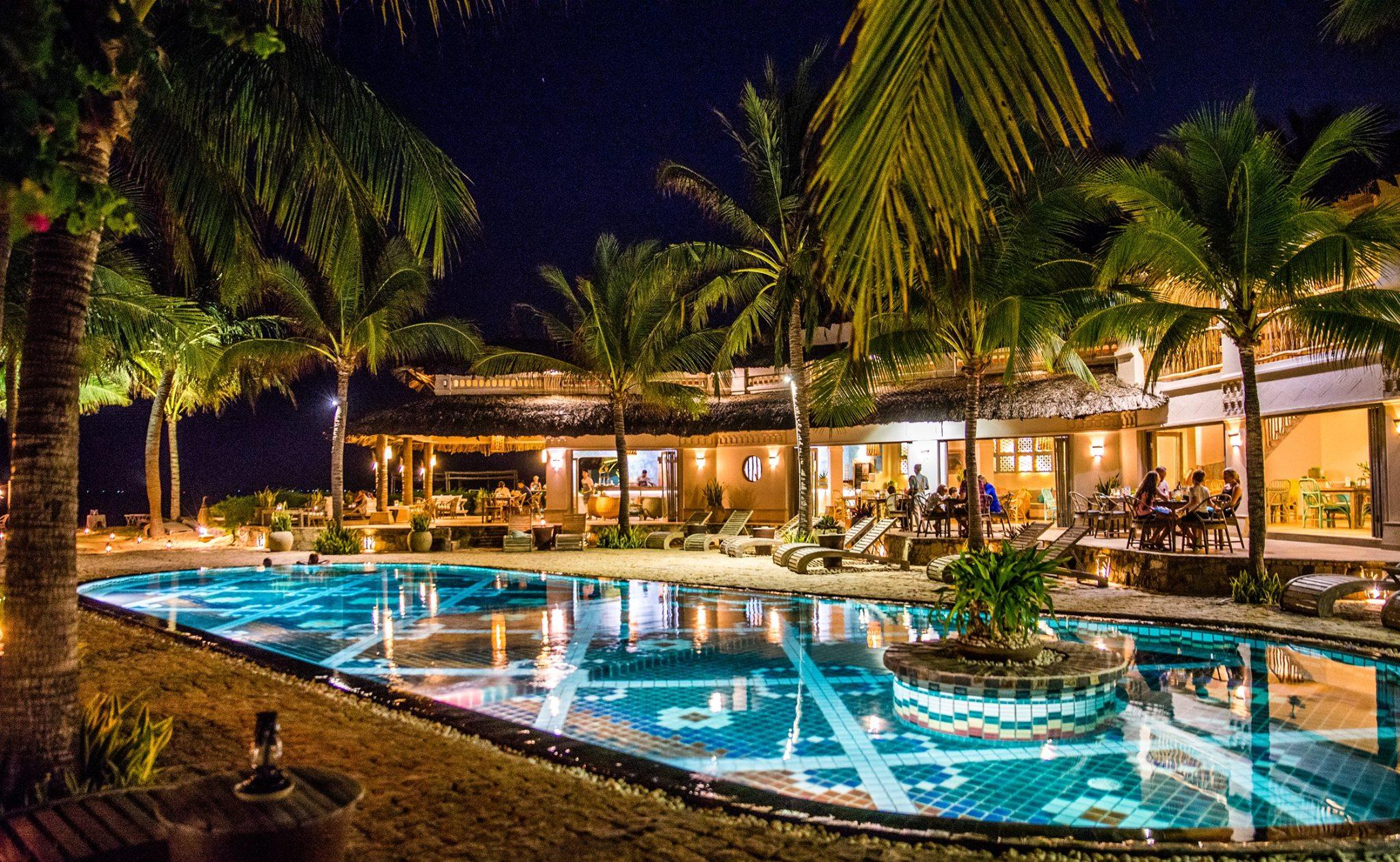 Các Resort ở Mũi Né đẳng cấp phục vụ nghỉ dưỡng