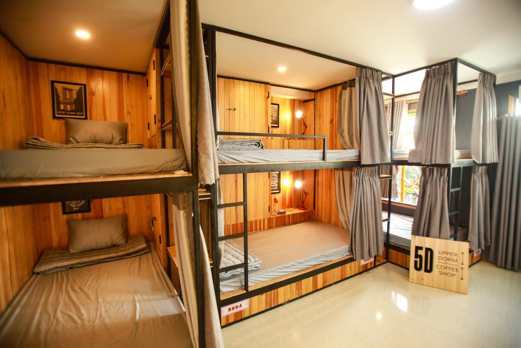 Các homestay nhiều loại phòng cho bạn lựa chọn