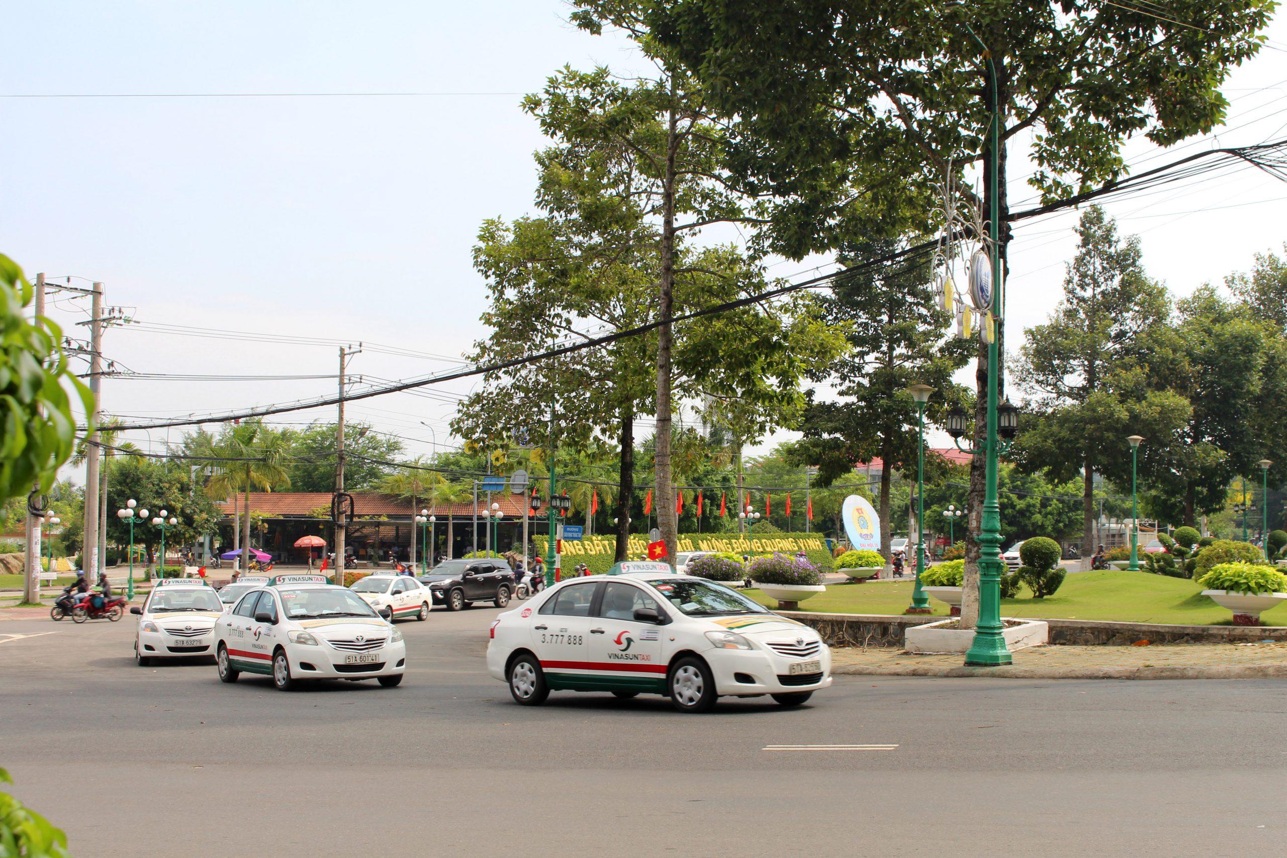 Các hãng taxi Tây Ninh với nhiều dòng xe mới