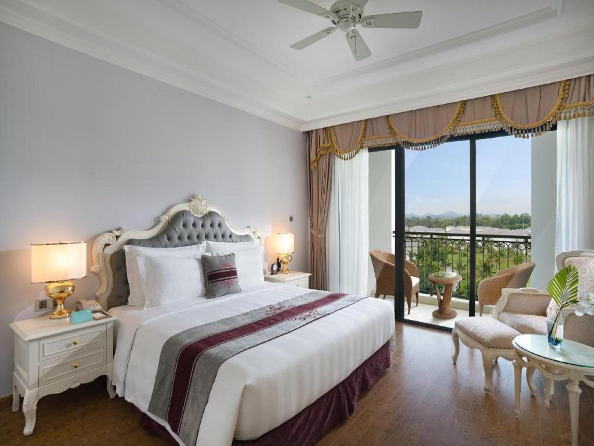Phòng khách sạn sang trọng