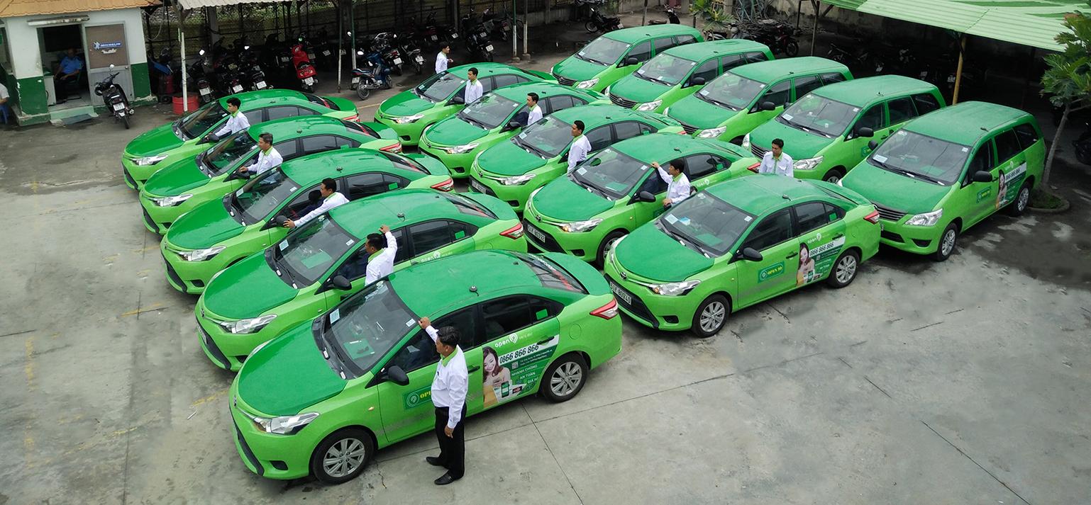Taxi Bến Tre chuyên nghiệp phục vụ nhu cầu đi lại của Du khách