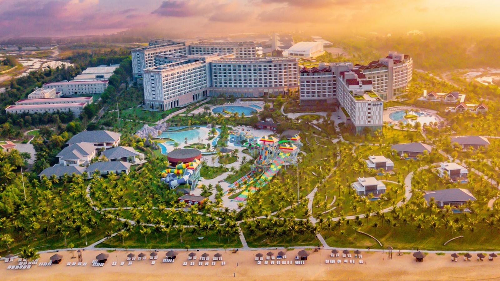 Hệ thống khách sạn và các dịch vụ VinOasis Phú Quốc