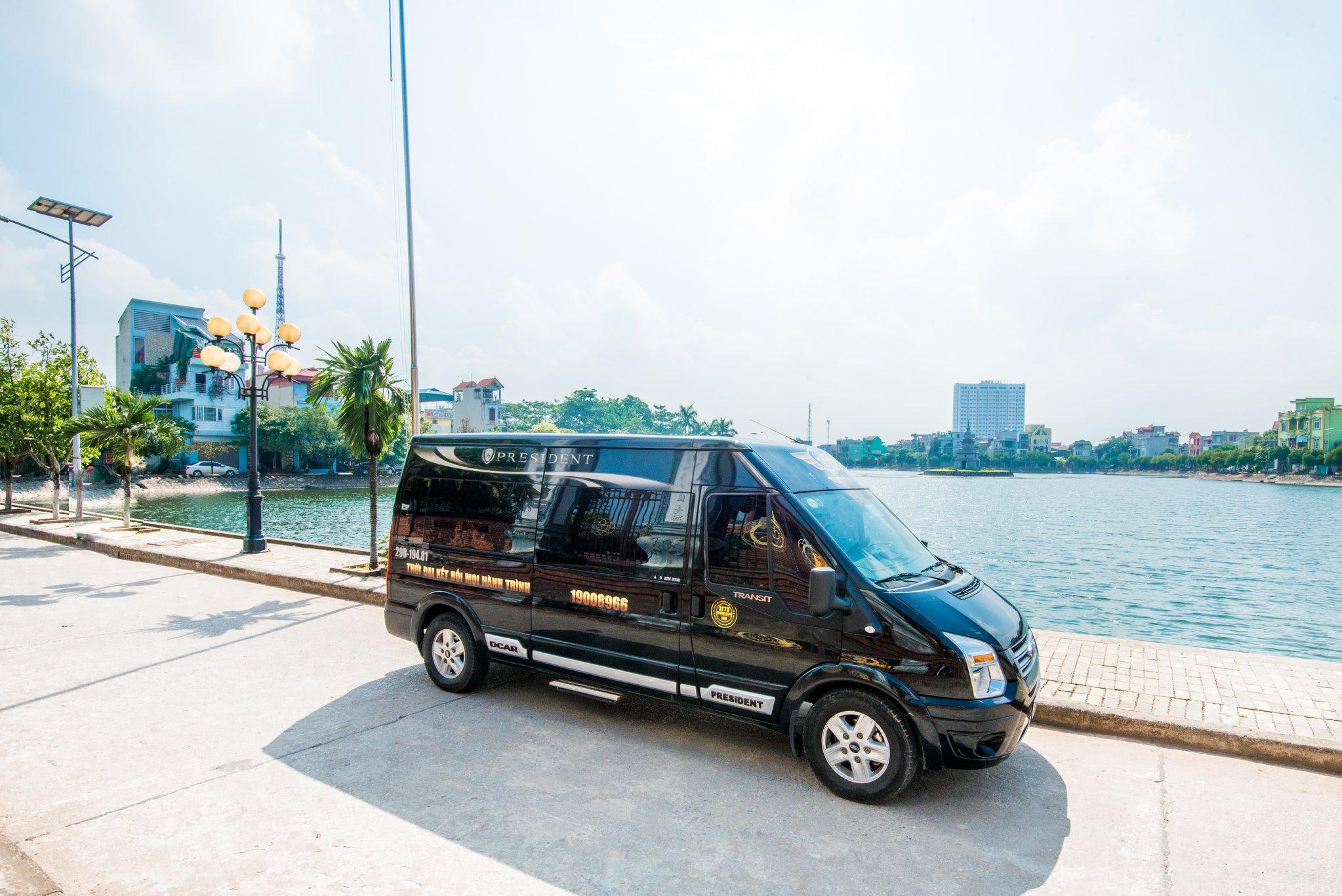 Xe khách limousine Hà Nội đi Phủ Lý - Hà Nam